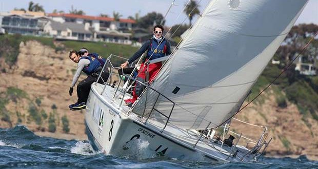 Port of Los Angeles Harbor Cup regatta day 2 © Bronny Daniels / JoySailing