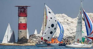 Round the Island Race - photo © Paul Wyeth