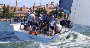 Gweilol at Sailfest Newcastle - photo © Mark Rothfield