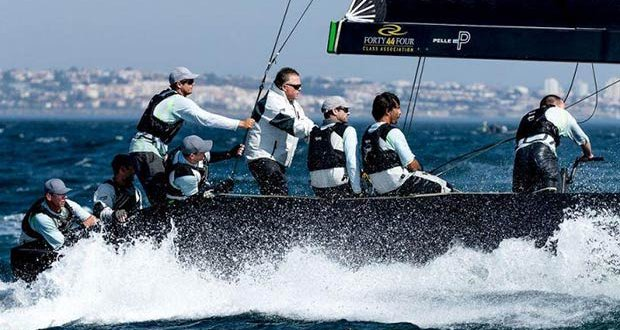 For Chris Bake's Team Aqua this is their 13th year competing in the 44Cup - photo © Pedro Martinez / Martinez Studio