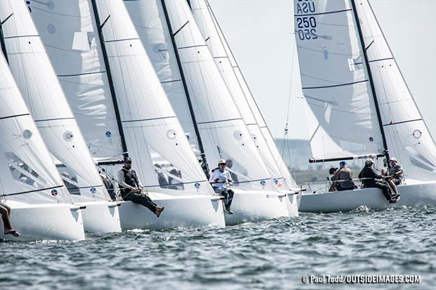 2019 Helly Hansen NOOD Regatta San Diego © Paul Todd / Outside Images