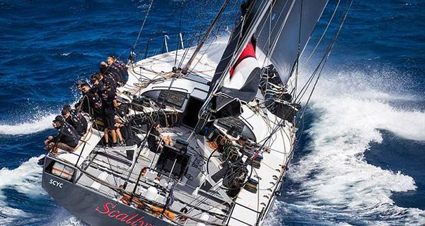 2019 Les Voiles de St. Barth Richard Mille - photo © Christophe Jouany