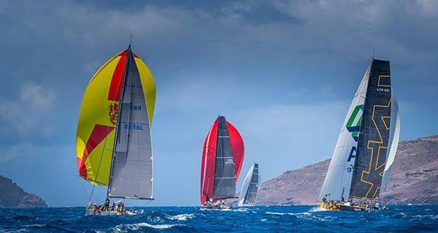 2019 Les Voiles de St. Barth Richard Mille - Day 2 - photo © Christophe Jouany