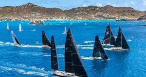 2019 Les Voiles de St. Barth Richard Mille - Day 3 © Christophe Jouany