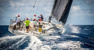 Pata Negra - 2019 Antigua Bermuda Race, Day 6 © Tobias Stoerkle / www.sailing-photography.com