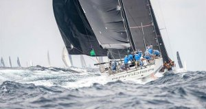 Rambler 88 - Rolex Middle Sea Race - photo © Rolex / Kurt Arrigo