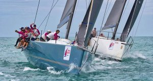 High calibre racing is expected with crews from around Asia competing at the 18th Samui Regatta © Infinity Communications