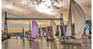 Bilbao is a flamboyant city in northern Spain, with a growing passion for the sport of sailing © Yacht Racing Forum
