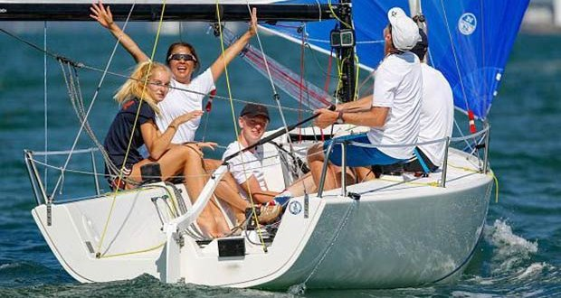 Antigua Sailing Week to support Youth Day at Cowes Week 2019 © Paul Wyeth / www.pwpictures.com