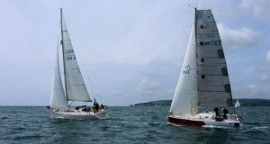PYRA Dorset Coast Racing - photo © Matchmaker II