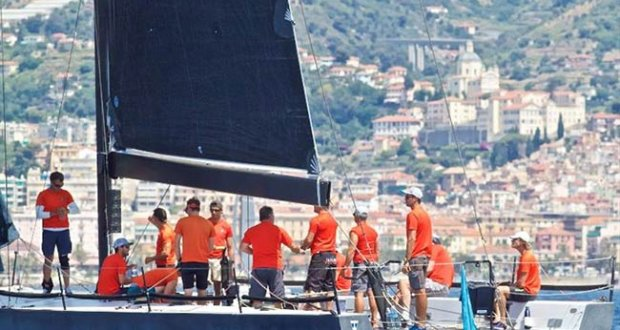 Opening day of the IRC Europeans © Alexander Panzeri