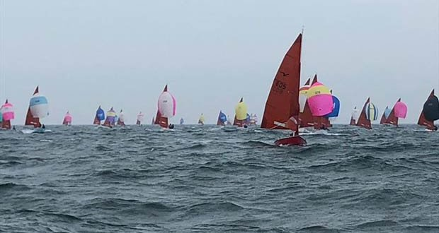 Squib Nationals at Torbay day 1 © Keith Davies