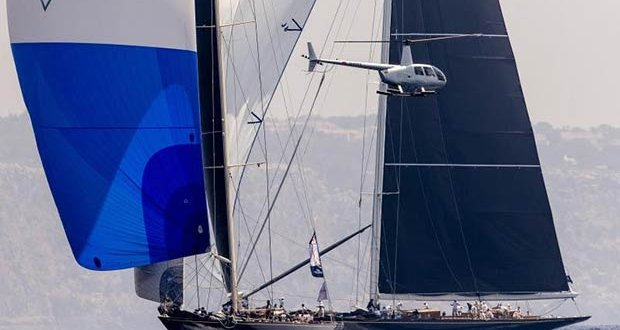Day 1 - 2019 Superyacht Cup Palma - photo © Sailing Energy / The Superyacht Cup 2019
