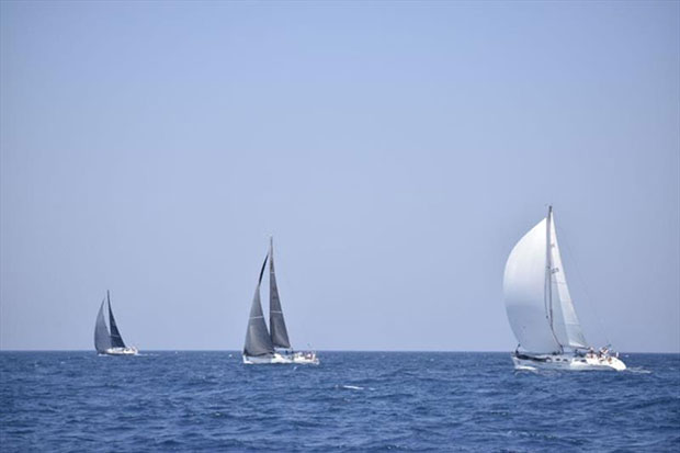 23rd Rodos Cup in Kos, Greece - Day 2 © John Skalleris