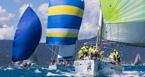 Holy Cow - it does not get more colourful than the Cruising Divisions - Airlie Beach Race Week © Andrea Francolini