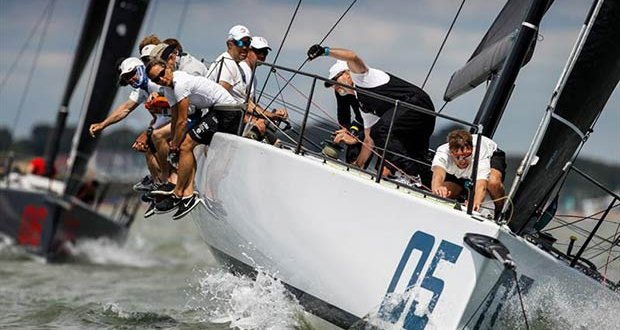 Elvis, SWE 5, Ker 40 - IRC National Championship - photo © Paul Wyeth