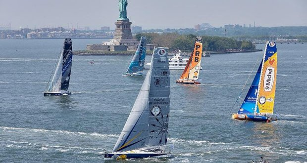 Transat New-York Vendée 2016 © Thierry Martinez / Sea&Co