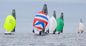 National 18 UK and Ireland Championships at Royal Findhorn Yacht Club © RFYC