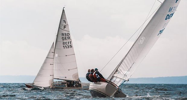 Nordic Folkboat Gold Cup 2019 - photo © Soren Wiegand
