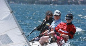 'Ladies of the Sea' Coaching Regatta - photo © Isabel Wartho