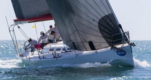 Wine Dark Sea sailed to a five minute win on day 1 of SeaLink Magnetic Island Race Week 2019 - photo © Andrea Francolini