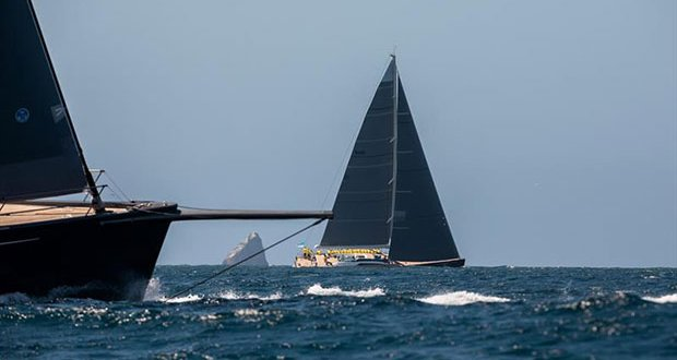 The NZ Millennium Cup is contested in the idyllic Bay of Islands, and for the 2020 and 2021 regatta Royal Huisman has joined the NZ Millennium Cup as a co-Platinum sponsor © Jeff Brown