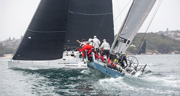 The Newcastle Bass Island Race, part of the Audi Centre Sydney Blue Water Pointscore, is set to be a tough contest across all divisions. © CYCA