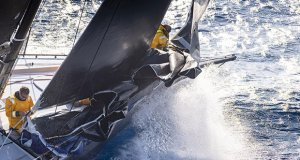 Teasing Machine - 2019 Rolex Middle Sea Race - photo © Kurt Arrigo