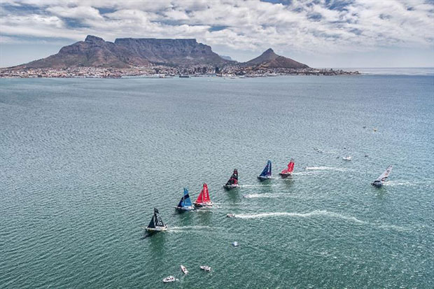 Cape Town Stopover - The Ocean Race © Ainhoa Sanchez / Volvo AB