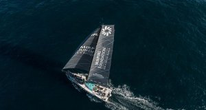 The Ocean Race: The Mirpuri Foundation © Jonno Turner