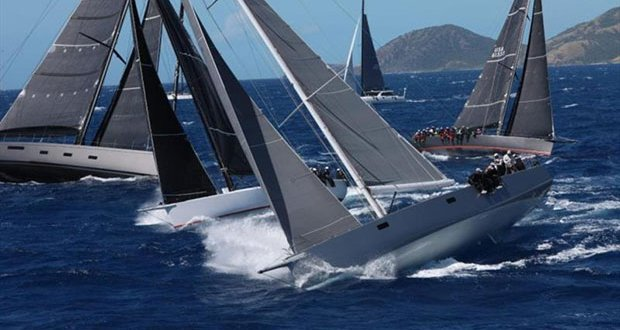 The closing date for entries to the 2020 RORC Caribbean 600 is 10th February 2020 © RORC / Tim Wright / www.photoaction.com
