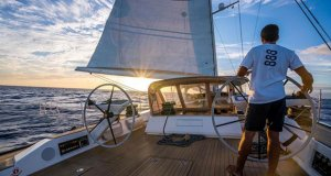 Julian - Almagores II - Cape2Rio Ocean Race - photo © Jack Evans
