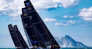 RC44 Sotogrande Cup - photo © Nico Martinez / MartinezStudio