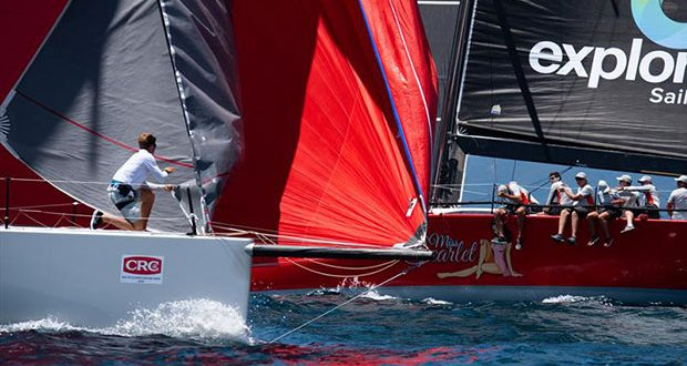 CRC Bay of Islands Sailing Week - Day 1 - January 22, 2020 © Lissa Reyden