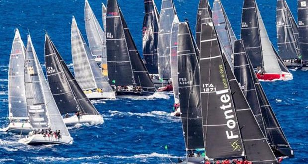 The 2020 ORC European Championship in Capri will use not only CDL limits for the ORCi fleet, but will also feature an ORC DH Class in the Tres Golfi Race © Rolex Capri Sailing Week