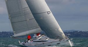 SSANZ Round North Island Yacht Race - January 2020 © Deborah Williams