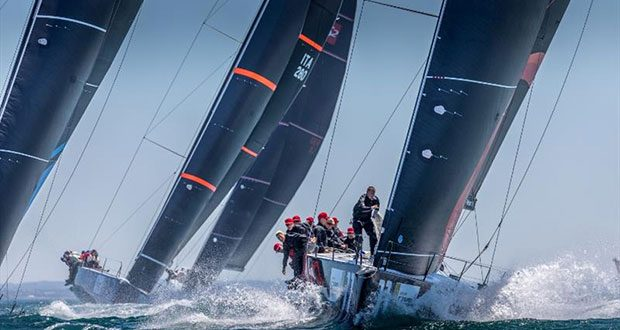 Cascais 52 Super Series Sailing Week © Nico Martinez / 52 Super Series