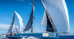Azzurra at Audi 52 Super Series Sailing Week Porto Cervo © Martinez Studio / 52 Super Series