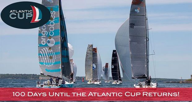 America's offshore race, The Atlantic Cup, starts in 100 days! © Atlantic Cup