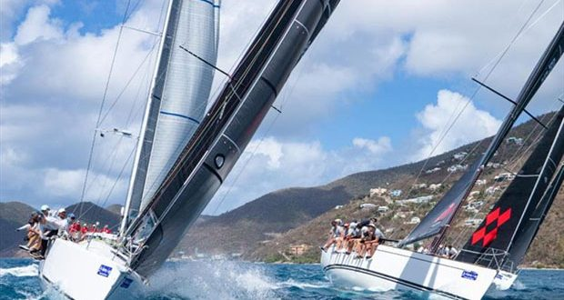 Mixing it up - racing on a wide variety of courses is a unique aspect of the BVI Spring Regatta - photo © Alastair Abrehart
