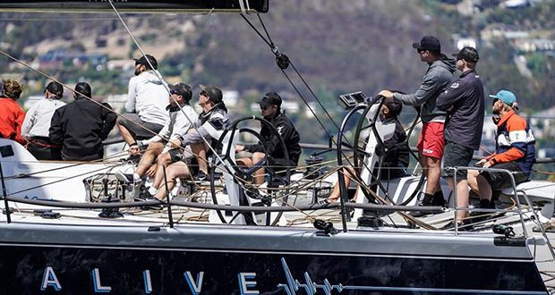 Alive was well-sailed - Australian Yachting Championships 2020 © Beau Outteridge