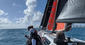 J/121 wins Fort Lauderdale to Key West Race 2020 © Sharon Green / Ultimate Sailing