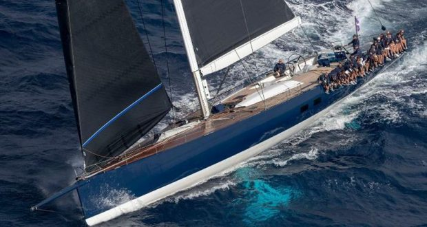Magic Carpet 3 at Voiles de St Tropez © Gilles Martin-Raget