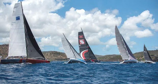 achts from 12 countries were on the startline of the 2019 Antigua Bermuda Race © Tobias Stoerkle - www.sailing-photography.com