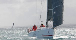 Maverick will be one of Oskana's rivals - ORCV Melbourne to Hobart Yacht Race © ORCV