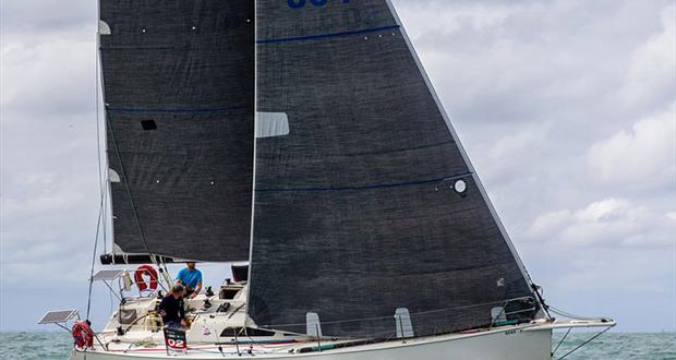 Gale Force - Leg 4 of the Evolution Sails Round North Island Race 2020 - photo © SSANZ