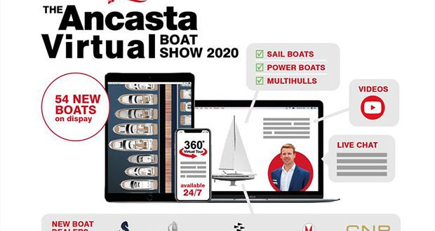 The Ancasta Virtual Boat Show © Ancasta