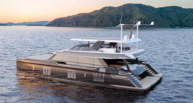 80 Sunreef Power Eco - photo © Sunreef Yachts