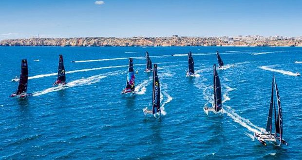 The GC32s will return to Lagos for a third occasion this year, following their World Championship in 2019 © Jesus Renedo / Sailing Energy / GC32 Racing Tour