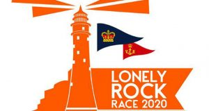 Lonely Rock Race 2020 © RWYC
